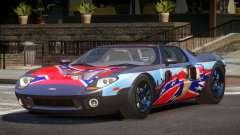 2005 Ford GT PJ6 для GTA 4