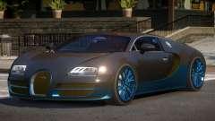 Bugatti Veyron BS для GTA 4
