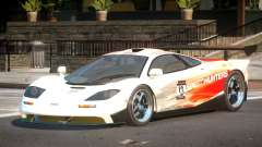 McLaren F1 BS PJ4 для GTA 4