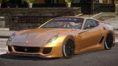 Ferrari 599XX SD для GTA 4