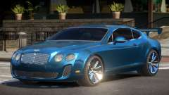 Bentley Continental GST для GTA 4