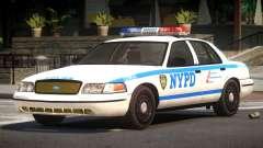 Ford Crown Victoria LS Police для GTA 4