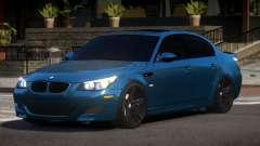 BMW M5 E60 TR для GTA 4