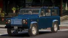 Land Rover Defender V1.1 для GTA 4