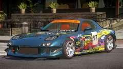 Mazda RX7 SP PJ6 для GTA 4