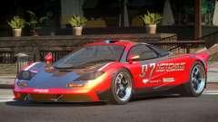 McLaren F1 BS PJ3 для GTA 4