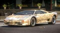 Lamborghini Diablo L-Tuned PJ1 для GTA 4