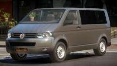 Volkswagen Transporter T5 MS PJ1 для GTA 4