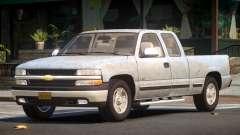 Chevrolet Silverado OR PJ2 для GTA 4