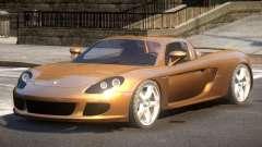 Porsche Carrera GT V2.0 для GTA 4