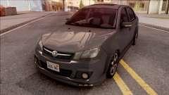Proton Saga FLX v3.0 для GTA San Andreas
