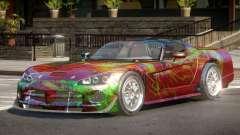 Dodge Viper BS PJ1 для GTA 4