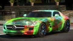 Mercedes Benz SLS GST PJ3 для GTA 4