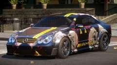 Mercedes Benz CLK63 SR PJ3 для GTA 4