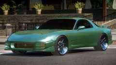 Mazda RX7 G-Style для GTA 4
