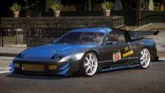 Nissan 240SX R-Tuned PJ7 для GTA 4