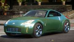 Nissan 350Z GS для GTA 4