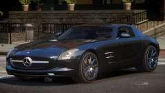 Mercedes Benz SLS GST для GTA 4