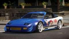 Nissan 240SX R-Tuned PJ1 для GTA 4