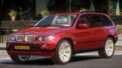 BMW X5 PSI для GTA 4