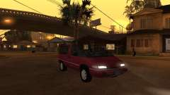 Chevrolet LUMINA 1991 MY для GTA San Andreas