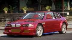 BMW M3 E46 GTR для GTA 4