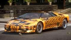 Lamborghini Diablo L-Tuned PJ6 для GTA 4