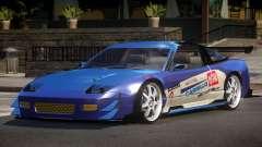 Nissan 240SX R-Tuned PJ4 для GTA 4