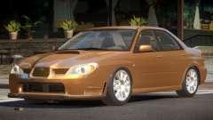 Subaru Impreza GS для GTA 4