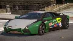 Lambor Reventon GRS PJ3 для GTA 4