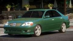 2002 Toyota Mark II 2.0 Grande для GTA 4