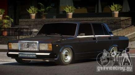 VAZ 2107 RSG для GTA 4