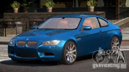 BMW M3 E92 GRS для GTA 4