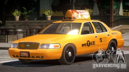Ford Crown Victoria LS Taxi для GTA 4