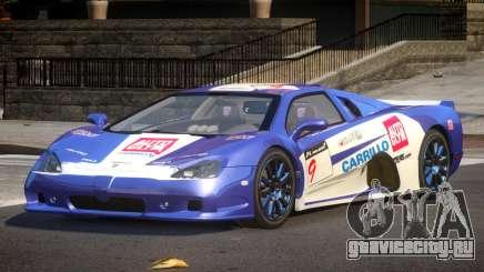 SSC Ultimate GT PJ6 для GTA 4