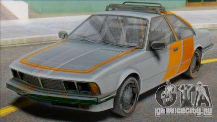 GTA V Ubermacht Zion Classic (IVF) для GTA San Andreas