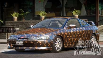 Honda Integra TR PJ1 для GTA 4
