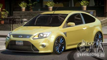 Ford Focus RS V6 для GTA 4
