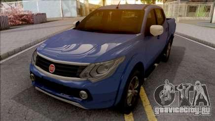 Fiat Fullback для GTA San Andreas