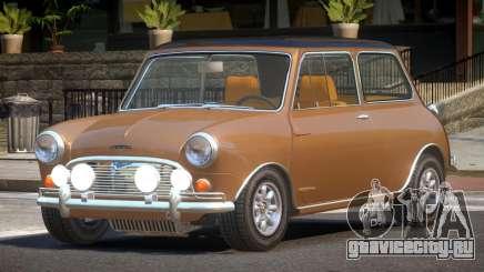 Mini Cooper SR для GTA 4