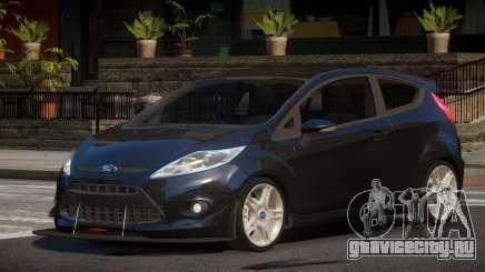 Ford Fiesta SL для GTA 4