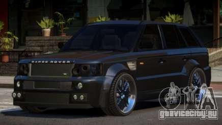 Range Rover Sport TI для GTA 4