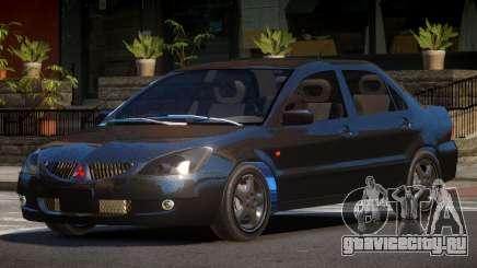 Mitsubishi Lancer V1.0 для GTA 4