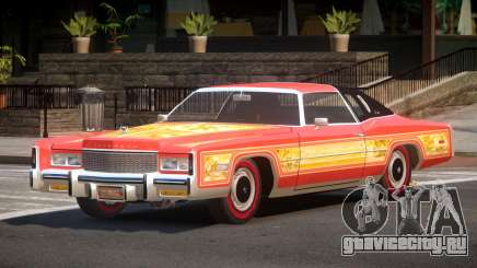 1978 Cadillac Eldorado PJ3 для GTA 4
