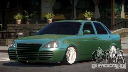 Lada Priora 2170 BS для GTA 4