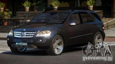 Mercedes Benz ML500 ST для GTA 4
