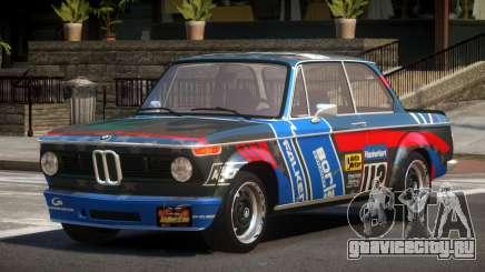 BMW 2002 R-Tuned PJ4 для GTA 4