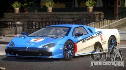 SSC Ultimate GT PJ3 для GTA 4