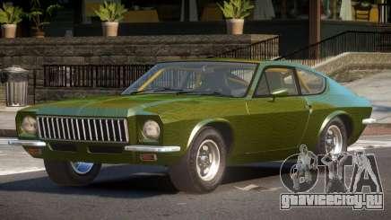1978 Puma GTB PJ4 для GTA 4