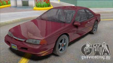 GTA V-style Cheval Cadrona v.2 (IVF) для GTA San Andreas